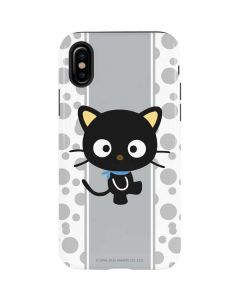 Chococat Stripes iPhone XS Max Pro Case