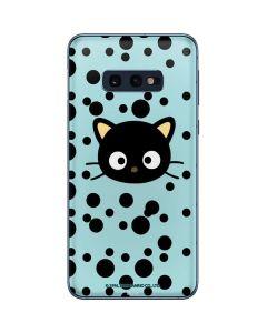 Chococat Teal Galaxy S10e Skin