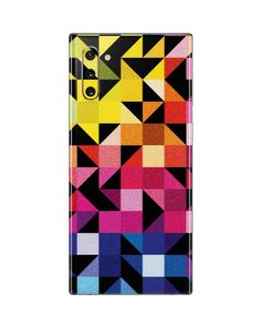Chromatic 02 Galaxy Note 10 Skin