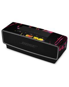 Chromatic Splatter Black Bose SoundLink Mini Speaker II Skin