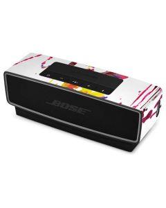 Chromatic Splatter White Bose SoundLink Mini Speaker II Skin