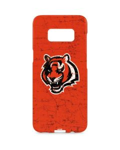 Cincinnati Bengals - Alternate Distressed Galaxy S8 Plus Lite Case