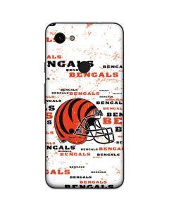 Cincinnati Bengals - Blast Google Pixel 3a Skin