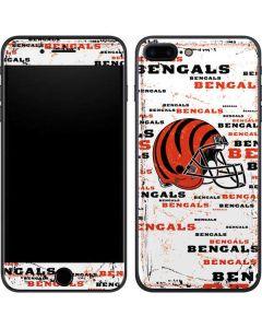 Cincinnati Bengals - Blast iPhone 7 Plus Skin
