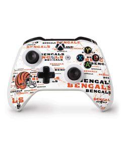 Cincinnati Bengals - Blast Xbox One S Controller Skin