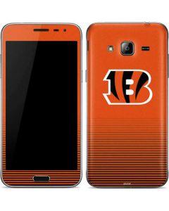 Cincinnati Bengals Breakaway Galaxy J3 Skin