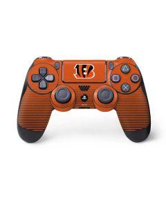 Cincinnati Bengals Breakaway PS4 Controller Skin
