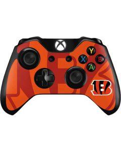 Cincinnati Bengals Double Vision Xbox One Controller Skin