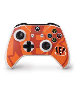 Cincinnati Bengals Double Vision Xbox One S Controller Skin