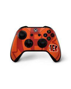 Cincinnati Bengals Double Vision Xbox One X Controller Skin