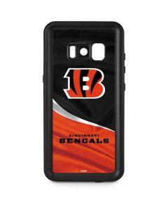 Cincinnati Bengals Galaxy S8 Plus Waterproof Case