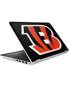 Cincinnati Bengals Large Logo HP Pavilion Skin