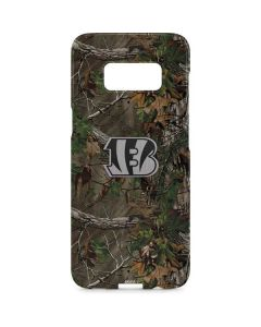 Cincinnati Bengals Realtree Xtra Green Camo Galaxy S8 Plus Lite Case