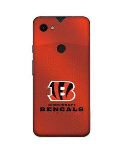 Cincinnati Bengals Team Jersey Google Pixel 3a Skin