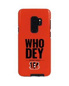 Cincinnati Bengals Team Motto Galaxy S9 Plus Pro Case