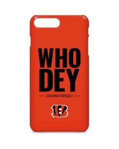 Cincinnati Bengals Team Motto iPhone 8 Plus Lite Case