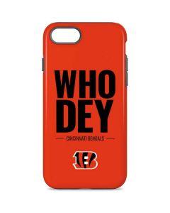 Cincinnati Bengals Team Motto iPhone 8 Pro Case