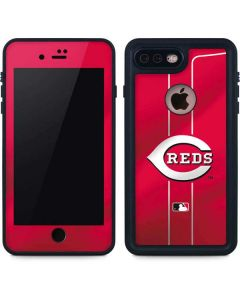 Cincinnati Reds Alternate/Away Jersey iPhone 8 Plus Waterproof Case