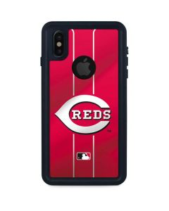 Cincinnati Reds Alternate/Away Jersey iPhone X Waterproof Case