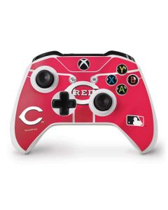 Cincinnati Reds Alternate/Away Jersey Xbox One S Controller Skin