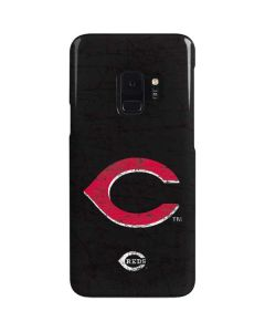Cincinnati Reds- Alternate Solid Distressed Galaxy S9 Lite Case
