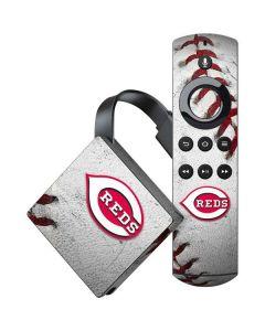Cincinnati Reds Game Ball Amazon Fire TV Skin