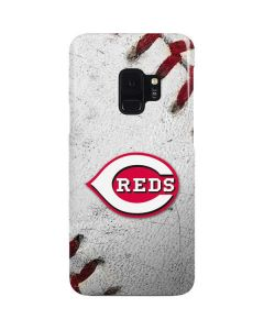 Cincinnati Reds Game Ball Galaxy S9 Lite Case