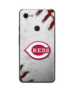 Cincinnati Reds Game Ball Google Pixel 3 XL Skin