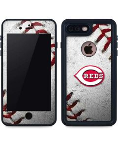 Cincinnati Reds Game Ball iPhone 7 Plus Waterproof Case