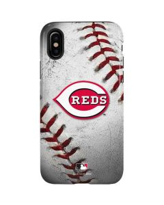 Cincinnati Reds Game Ball iPhone X Pro Case