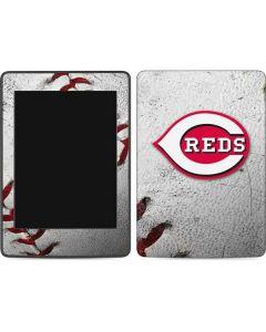 Cincinnati Reds Game Ball Amazon Kindle Skin