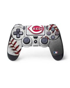 Cincinnati Reds Game Ball PS4 Controller Skin