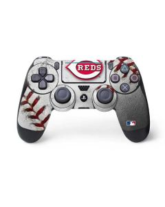 Cincinnati Reds Game Ball PS4 Pro/Slim Controller Skin