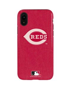 Cincinnati Reds Monotone iPhone XR Pro Case