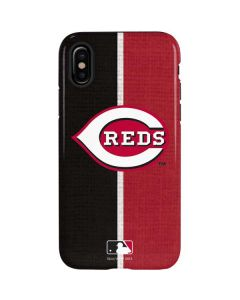 Cincinnati Reds Split iPhone X Pro Case