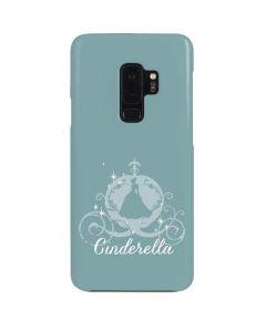 Cinderella Carriage Galaxy S9 Plus Lite Case