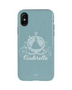 Cinderella Carriage iPhone XS Pro Case