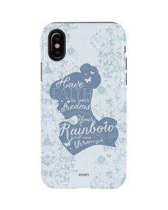 Cinderella Faith In Your Dreams iPhone X Pro Case