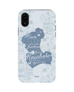 Cinderella Faith In Your Dreams iPhone XR Pro Case