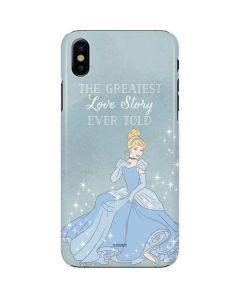 Cinderella Love Story iPhone X Lite Case