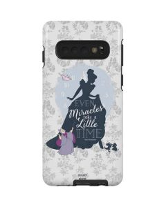 Cinderella Miracles Take Time Galaxy S10 Pro Case