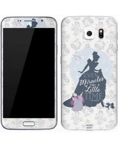 Cinderella Miracles Take Time Galaxy S7 Skin