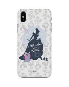 Cinderella Miracles Take Time iPhone X Lite Case