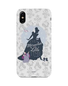 Cinderella Miracles Take Time iPhone XS Max Lite Case
