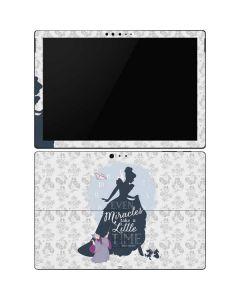 Cinderella Miracles Take Time Surface Pro 6 Skin