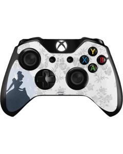 Cinderella Miracles Take Time Xbox One Controller Skin