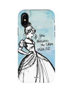 Cinderella Shoe Will Fit iPhone XS Max Pro Case