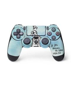 Cinderella Shoe Will Fit PS4 Controller Skin