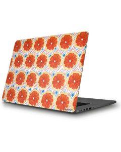 Citrus Geo Apple MacBook Pro Skin