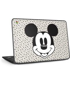 Classic Mickey Mouse HP Chromebook Skin